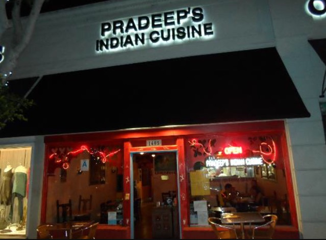 Pradeep's Indian Cuisine