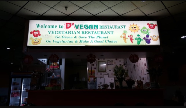 D' Vegan Restaurant