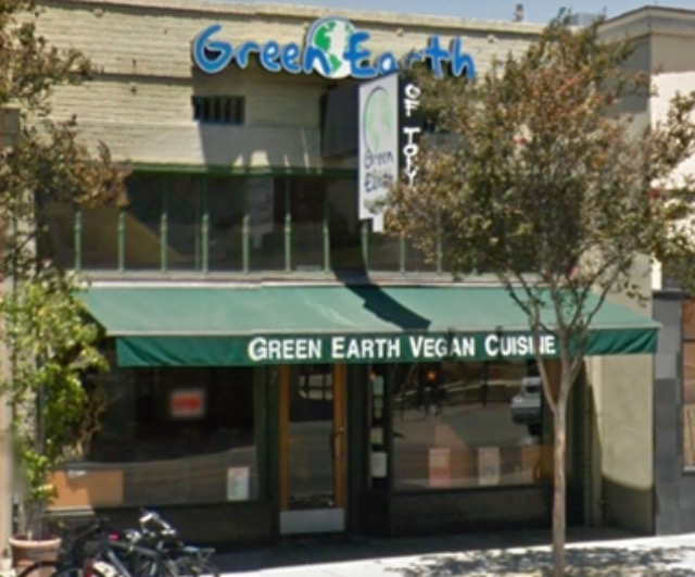 Green Earth Vegan Cuisine